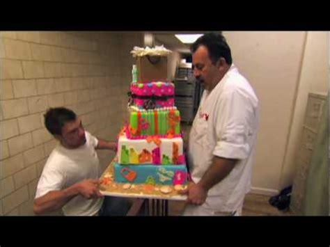 cake boss taart van de trap youtube