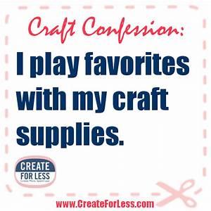 Craft Confessio... General Supply Quotes