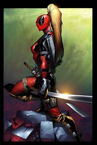 Lady Deadpool | Comic > Marvel Girls | Pinterest