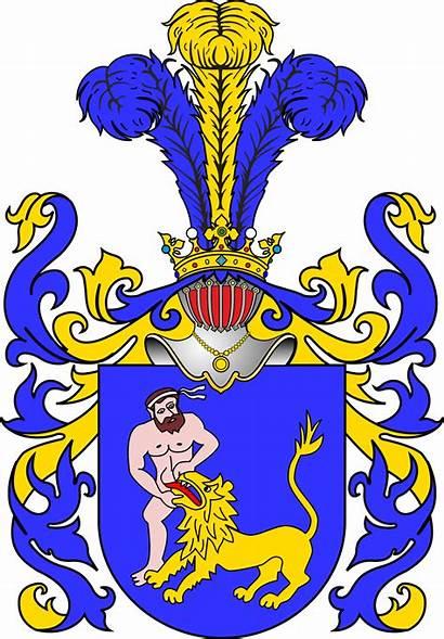 Samson Arms Coat Svg Coa Pol Delilah