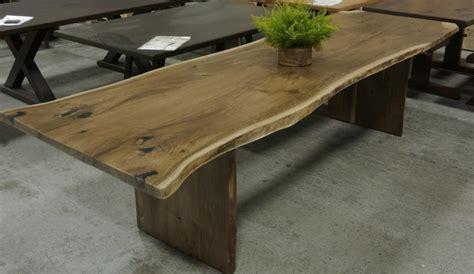 what is a live edge table live edge tables lorimer workshop