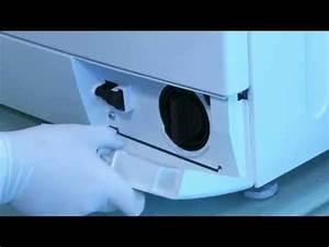 Machine A Laver Ne Vidange Plus : que faut il faire quand le lave linge n 39 vacue plus l 39 eau de lavage youtube ~ Melissatoandfro.com Idées de Décoration