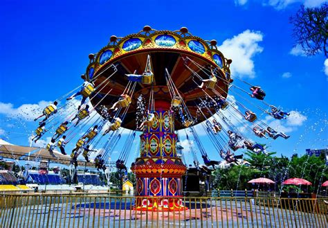 Two Girls Thrown from Carnival Ride, Seriously Injured ...