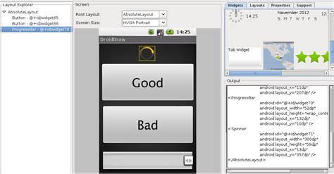 layouts for android tool to design layout for android apps stack