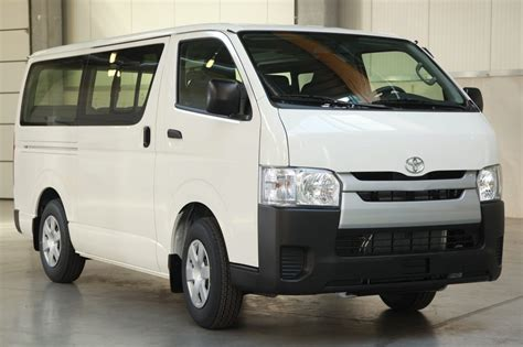 Toyota Hiace Picture by 2019 Toyota Hiace Review Release Date Safety Design