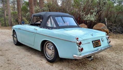 1964 Datsun Fairlady by 1964 Datsun 1500