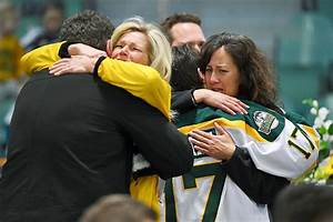 Canadian town grieves after hockey team bus crash killed ...