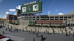 Michigan State to build new addition to south end of ...