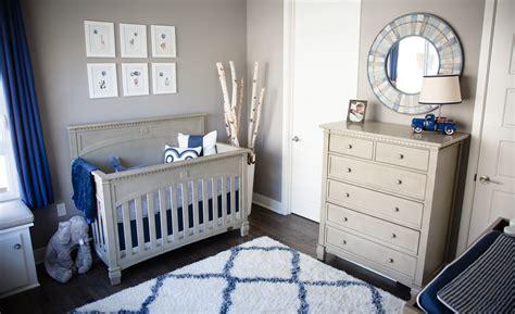 Celebrity Reveal Jenn Brown & Wes Chatham's Nursery