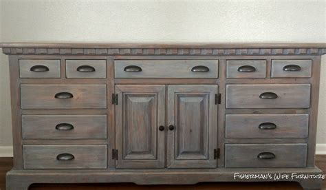 finished   rust oleum weathered gray stain    coat    dry