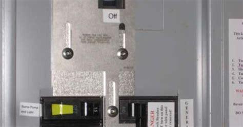 portable generator interlock kit installation   ge