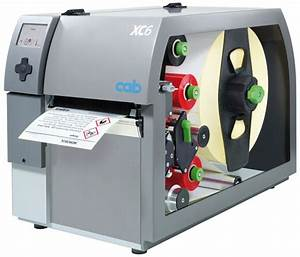 xc series ghs label printer for two color printing cab With ghs printer