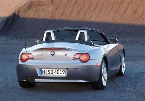 Gambar Mobil Bmw Z4 by Review Bmw E85 Z4 Roadster 2003 09