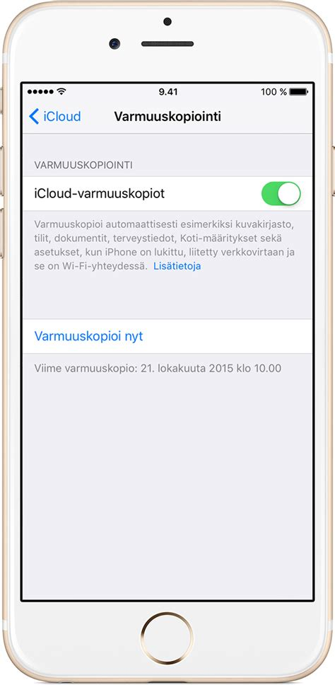 uuden iphonen käyttöönotto itunesin avulla