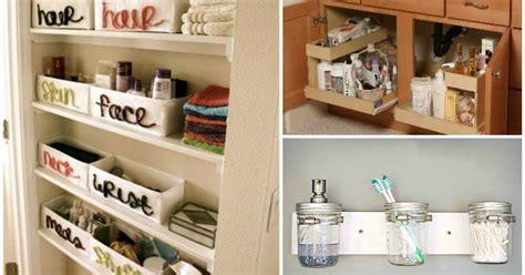 creative bathroom organization ideas diy cozy home