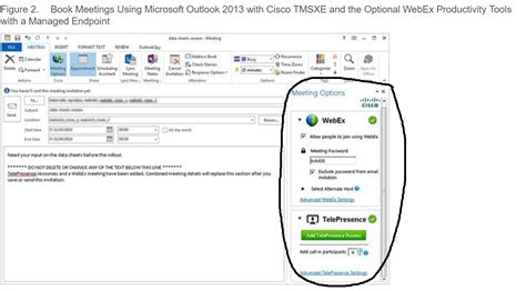 Office 365 Outlook Webex by Cisco Webex And Telepresence Outlook In Cisco Community