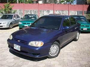 2000 Kia Sephia - Vin  Knafb1215y5826998
