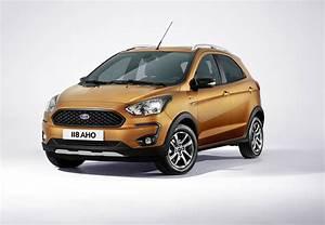 Ford Ka Active : ford ka spawns active soft roader for 2018 car magazine ~ Melissatoandfro.com Idées de Décoration