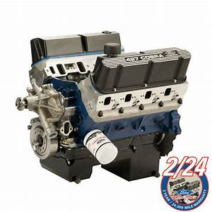 Oem New Ford Racing 427 Cubic Inch 535hp Windsor V8 Sbf