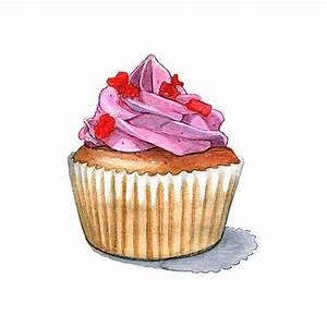 simple cupcake drawing   blog inspiration ideas ...