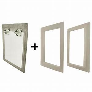 gun dog house doors big dog door w pvc door trim kit With weather tight dog door