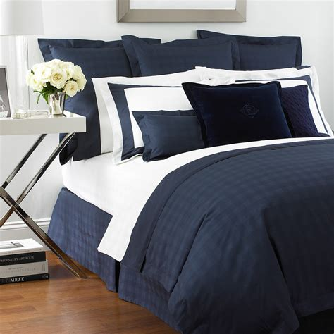 2000 count bed sheets buy ralph home glen plaid duvet cover navy