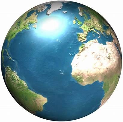 Globe Terra Clipart Icon Earth Transparent Cliparts