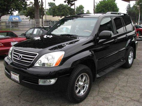 all car manuals free 2006 lexus gx windshield wipe control 2006 lexus gx 470 information and photos momentcar