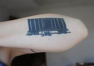 The Boxcar Children Tattoo By Jorge  As Seen On Buzzfeed U0026 39 S