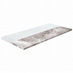 Gelschaum Topper 180x200 : matratzenauflage topper wasserbettmatratzen und gelmatratzen ~ Lateststills.com Haus und Dekorationen