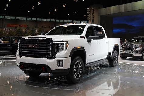 new 2020 gmc 2500hd 2020 gmc 2500hd at4 road truck 2020