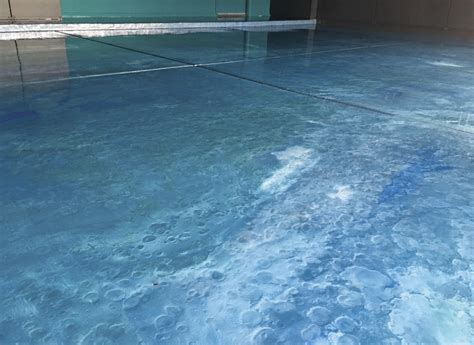 Why Metallic Floors Continue to be Popular   Concrete Decor