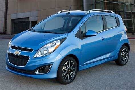 Used 2014 Chevrolet Spark For Sale  Pricing & Features