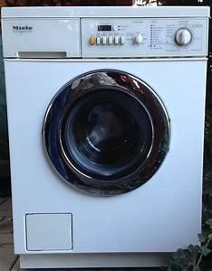 Miele Waschmaschine Pumpe : miele waschmaschine neu und gebraucht kaufen bei ~ Michelbontemps.com Haus und Dekorationen