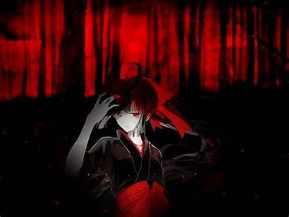 Demon Anime Blood Wallpapers Aka Deviantart Dark
