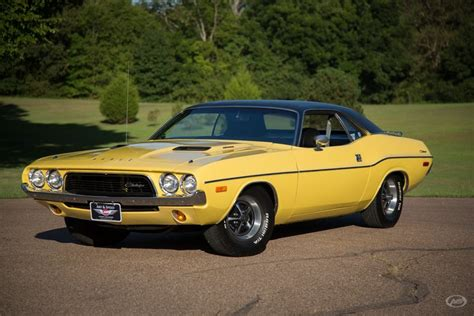 dodge challenger art speed classic car gallery