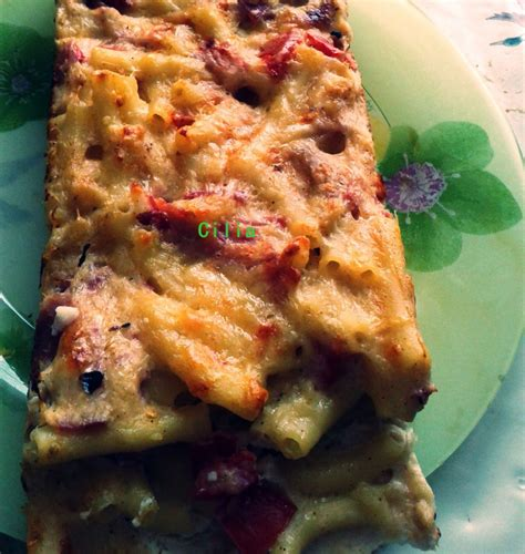 gratin de p 226 tes 224 la sauce b 233 chamel jambon et fromage de cilia les meilleures recettes de