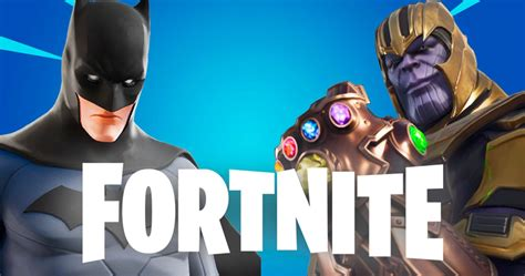Fortnite Is The First Game To Feature Characters From Both