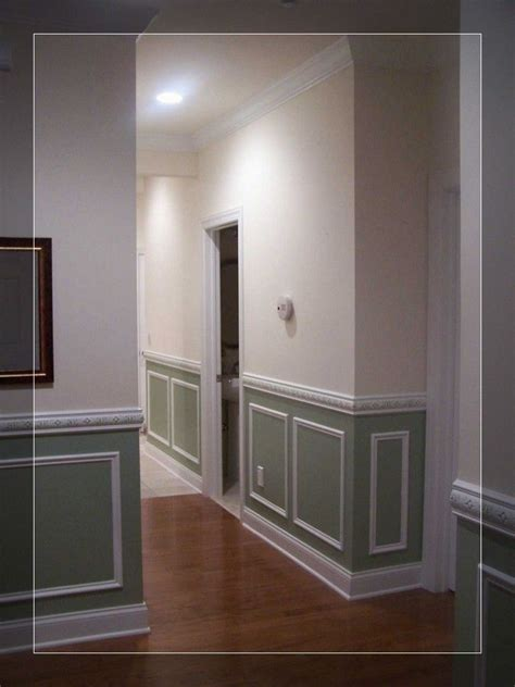 Wainscoting And Paneling by Bedroom Painting Existing Wainscoting Wainscoting