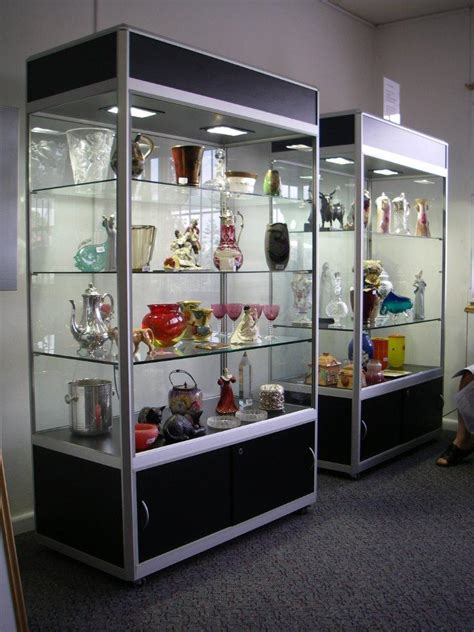 sd upright display cabinet