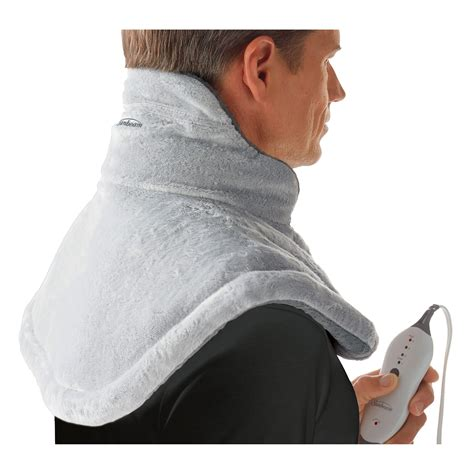 Top 5 Electric Heating Pads for Shoulders and Buying Guide
