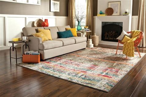 Sectional Sofa Area Rug Placement