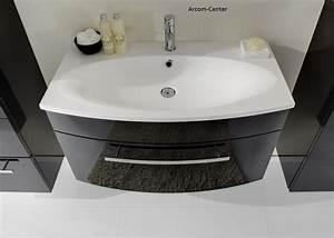 Waschtischunterschrank 120 Cm : marlin scala waschtischunterschrank 90 cm mit 1 auszug arcom center ~ Markanthonyermac.com Haus und Dekorationen