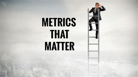 metrics  matter ediscovery kpis  drive business