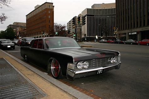 lincoln continental   cars