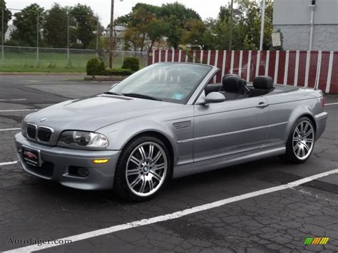 2005 Bmw M3 Convertible by 2005 Bmw M3 Convertible In Silver Grey Metallic Photo 5