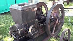Antique Gasoline Engines Running In High Def