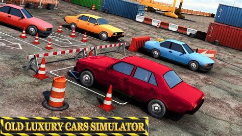 Luxury Car Parking Mania Car Driving Simulator