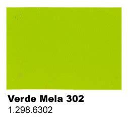 Divano Verde Mela Cartella Colori Originali Vespa Piaggio