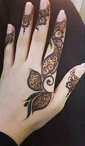 simple arabic latest finger mehndi designs 2017 new styles ...